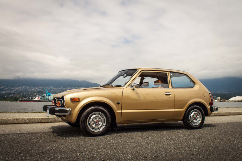78 Honda Civic
