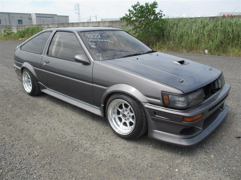 1983 1987 Toyota Corolla With Front Spindle Bcracingusa Com