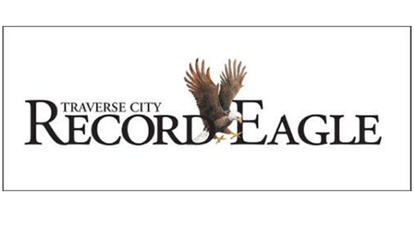 record eagle logo