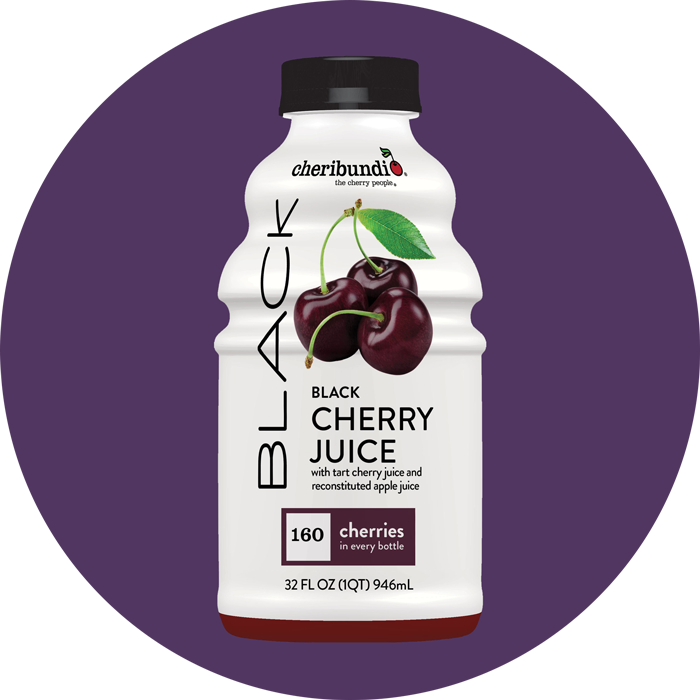 Black Cherry Juice With Our Tart