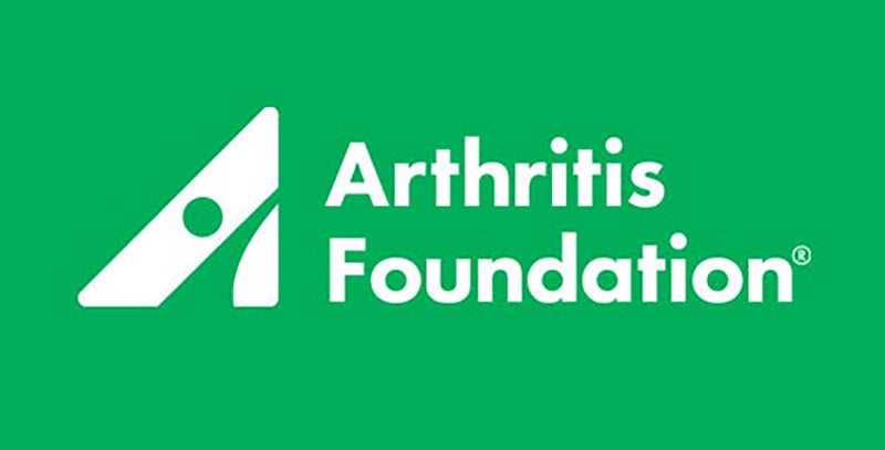 Arthritis Foundation logo in green