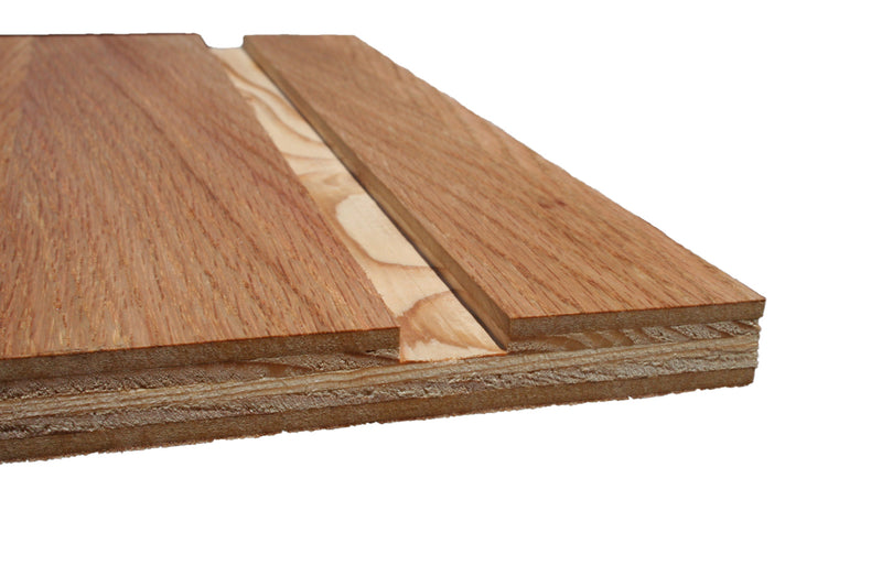 All Plywood and Dado Construction