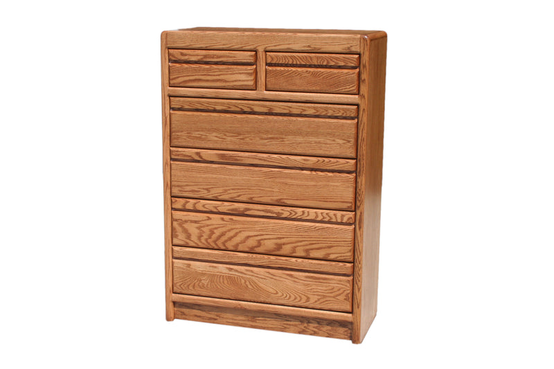 IH-C1C322 Modern 6 Drawer Gentleman's Chest