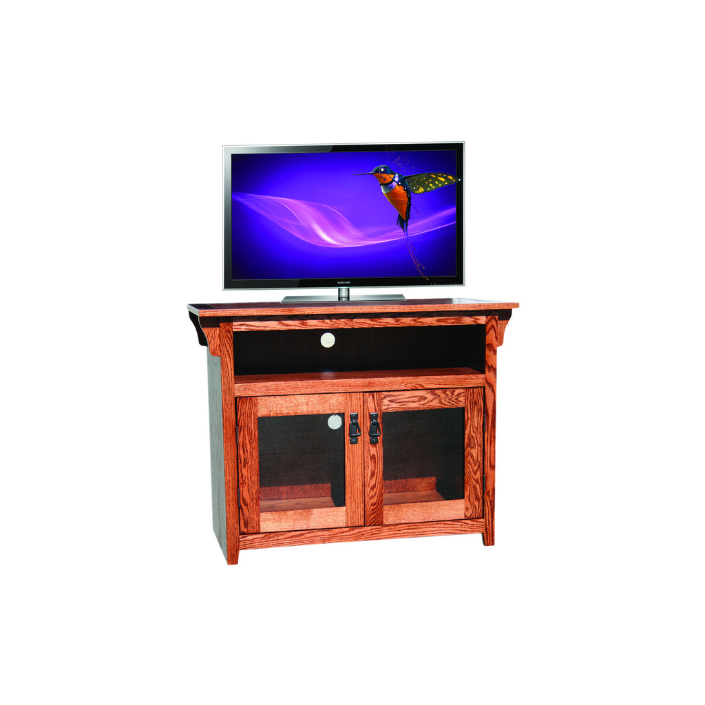 "American Mission Oak 38"" TV Console"