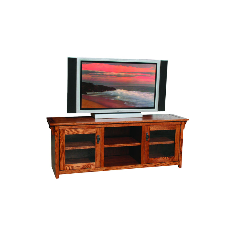 "American Mission Oak 64"" TV Console"