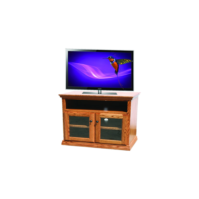"Casano Traditional Alder 32"" TV Console"