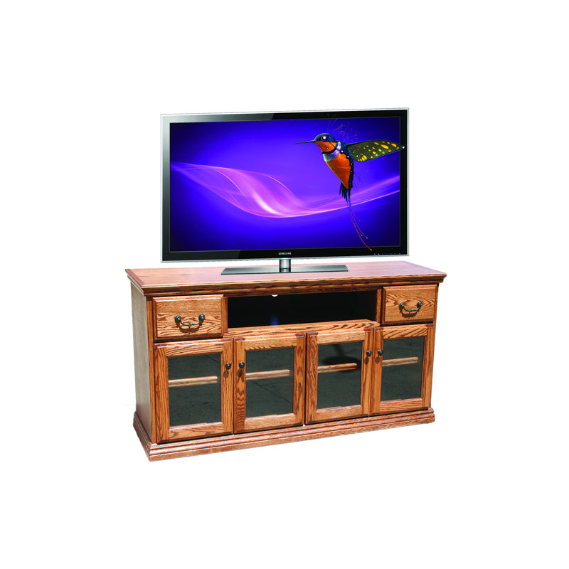 "Casano Traditional Oak 65"" TV Console"