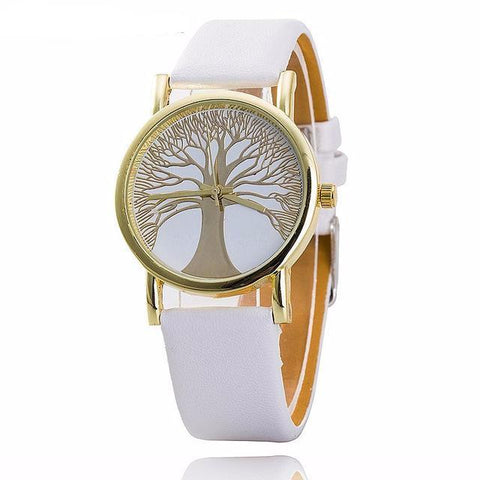 Ivory Tree of Life Watch
