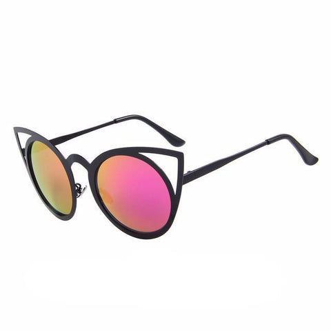 Pearlescent Cat Eye Sunglasses