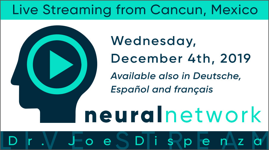 Live Stream from Cancun, Mexico December 4th 2019