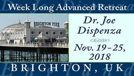 Week Long Advanced Retreat in Brighton, UK Nov 19 - 25, 2018
