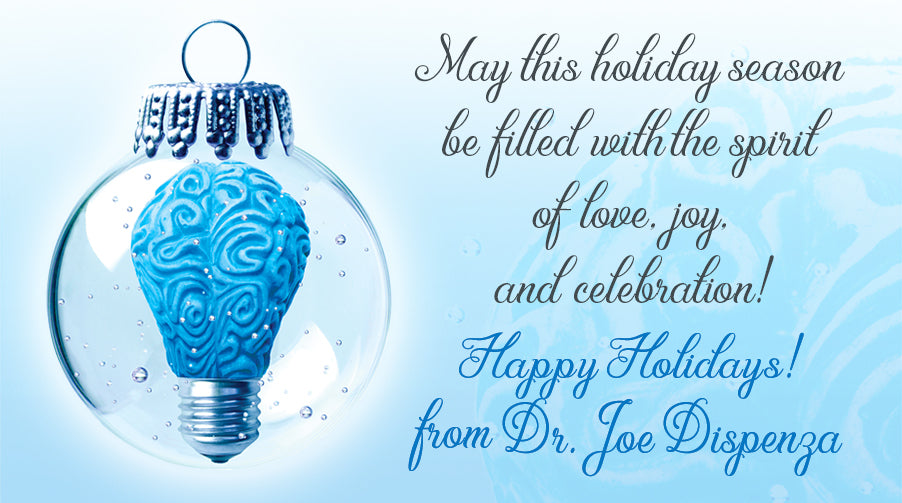 Happy Holidays from Dr. Joe