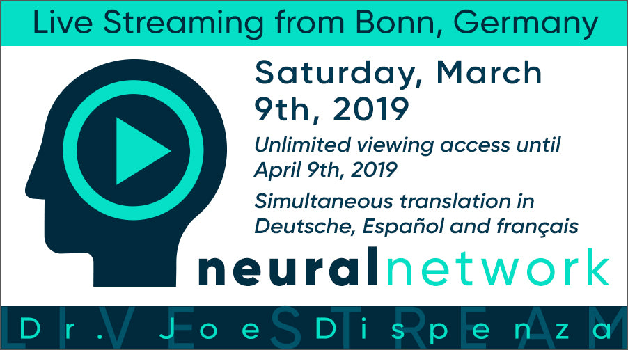 Live Stream from Bonn, Germany March 9th, 2019