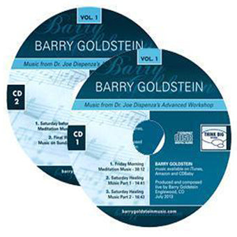 Music from Dr. Joe Dispenza's Advanced Workshop Vol. 1 by Barry Goldstein (Download)