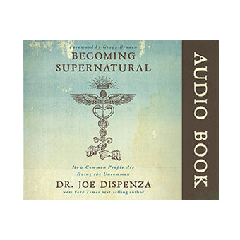 Becoming Supernatural Audio Book (13-CD Set)