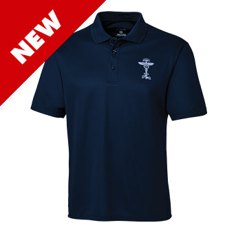 Shirt ~ Unisex Becoming Supernatural Polo-Dark Navy