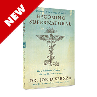 Becoming Supernatural (Paperback) Amazon and Barnes&Noble