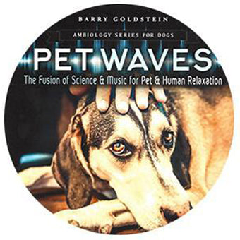Ambiology Pet Waves for Dogs by Barry Goldstein