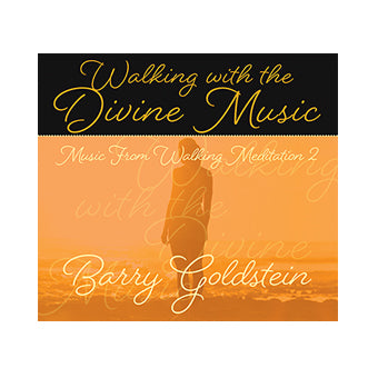Walking with the Divine Music by Barry Goldstein (Download)