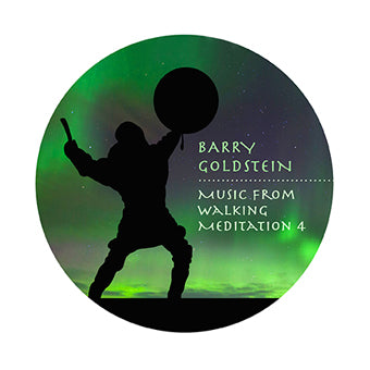 Music from Walking Meditation 4 by Barry Goldstein (Download)