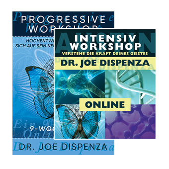 GER-Sonderangebot: Online Intensiv und Progressive Workshops (Pay Per View)