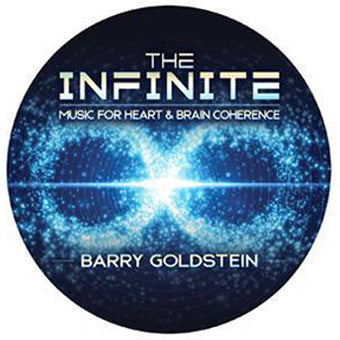 The Infinite: Music for Heart and Brain Coherence by Barry Goldstein (CD)