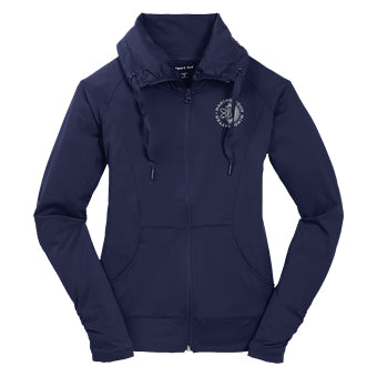 Zip Jacket ~ Women's Making Your Mind Matter - Navy