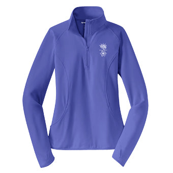 Zip Jacket ~ Women's Mind Over Matter - Iris Purple