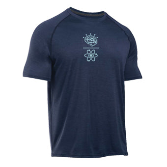Shirt ~ Unisex Mind Over Matter Sports Shirt - Navy