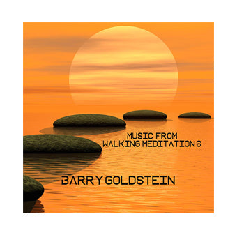 Music from Walking Meditation 6 by Barry Goldstein (Download)
