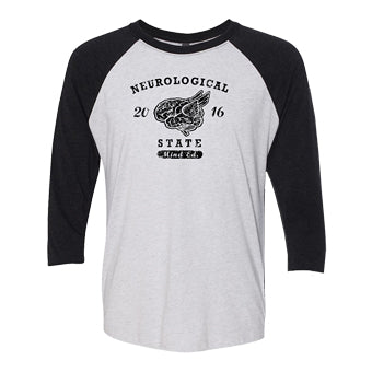 Shirt ~ Unisex Neurological State - Black and White