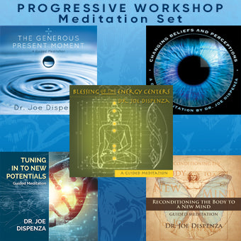 Special: Progressive Workshop Meditation Set (5-CD)