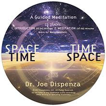 Space-Time, Time-Space Meditation (1-CD)