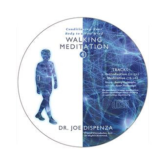 Walking Meditation 4: Conditioning Your Body to a New Mind (1-CD)