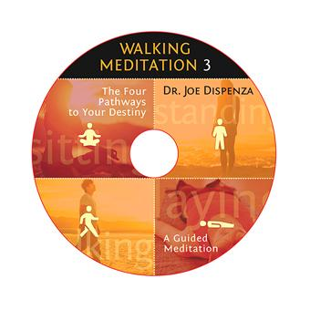 Walking Meditation 3: The Four Pathways to Your Destiny (1-CD)