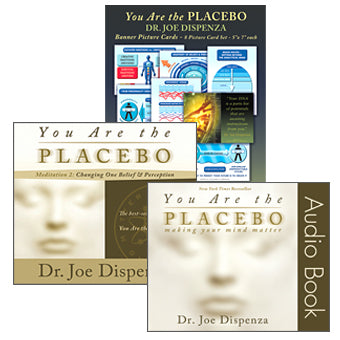 Special: You Are the Placebo Audio Book Package