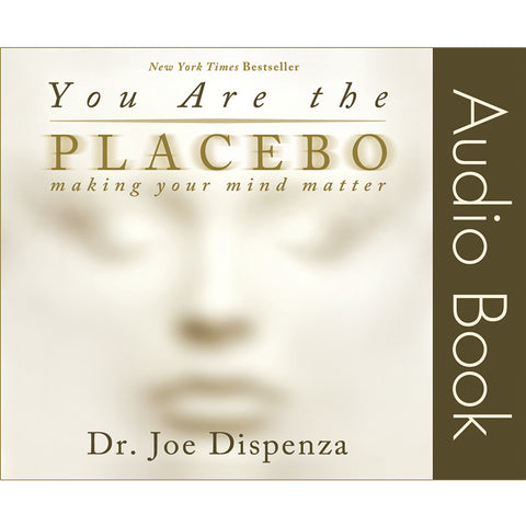 You Are the Placebo Audio Book (Download)
