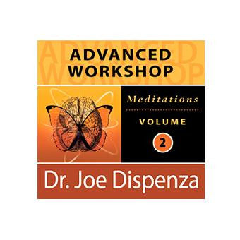 Advanced Workshop Meditations Vol. 2 (2-CD)