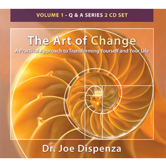 The Art of Change: A Practical Approach to Transforming Yourself and Your Life (2-CD)