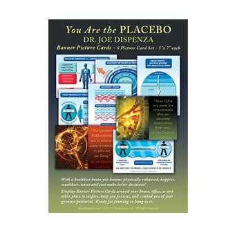 Banner Picture Cards~You Are the Placebo