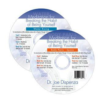 Breaking the Habit of Being Yourself Book Meditations (2-CD)