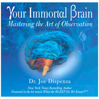Your Immortal Brain: Mastering the Art of Observation (1-CD)