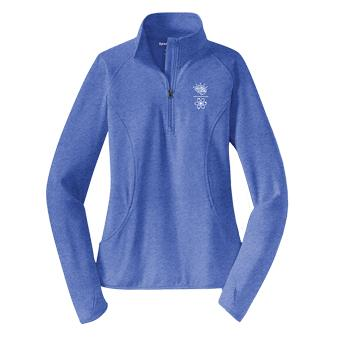 Zip Jacket ~ Women's Mind Over Matter- Royal Heather