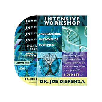 Intensive Workshop: Understanding the Power of Your Mind DVD + Foreign Subtitles