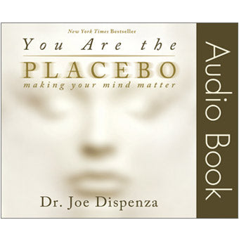 You Are the Placebo Audio Book (11-CD Set)
