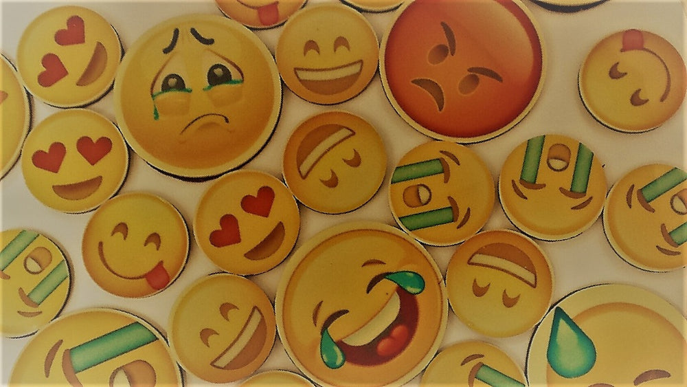 Chocolate Edible Emoji