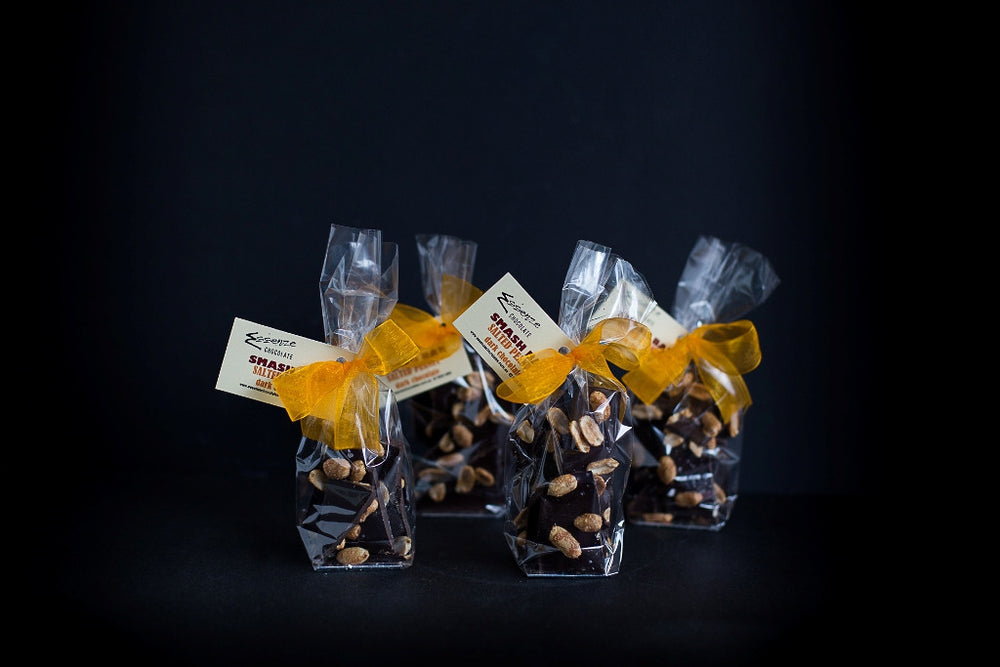 Smash Bar Salted Peanut & Dark Chocolate