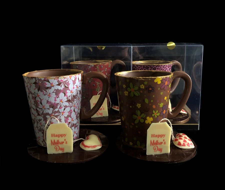 Chocolate Mother's Day Mug