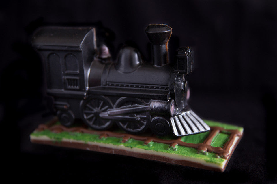 Chocolate Choo Choo Train