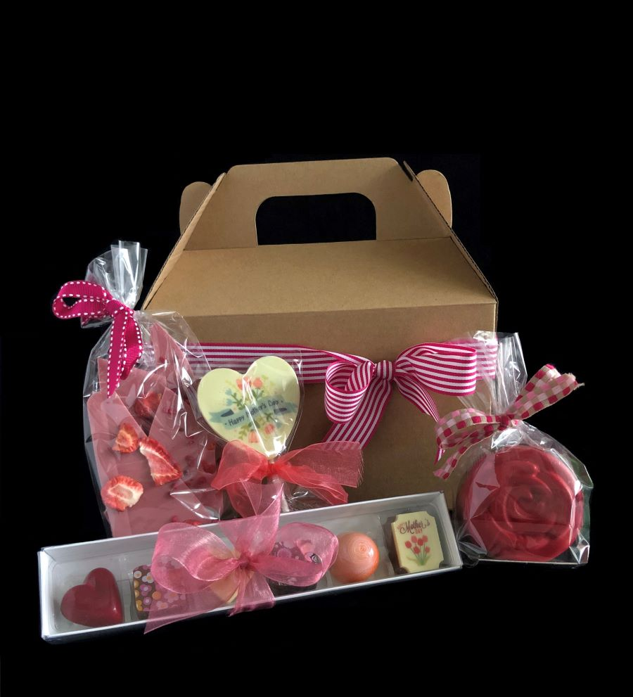 Pack 1 Mother's Day Choc Goodie Box